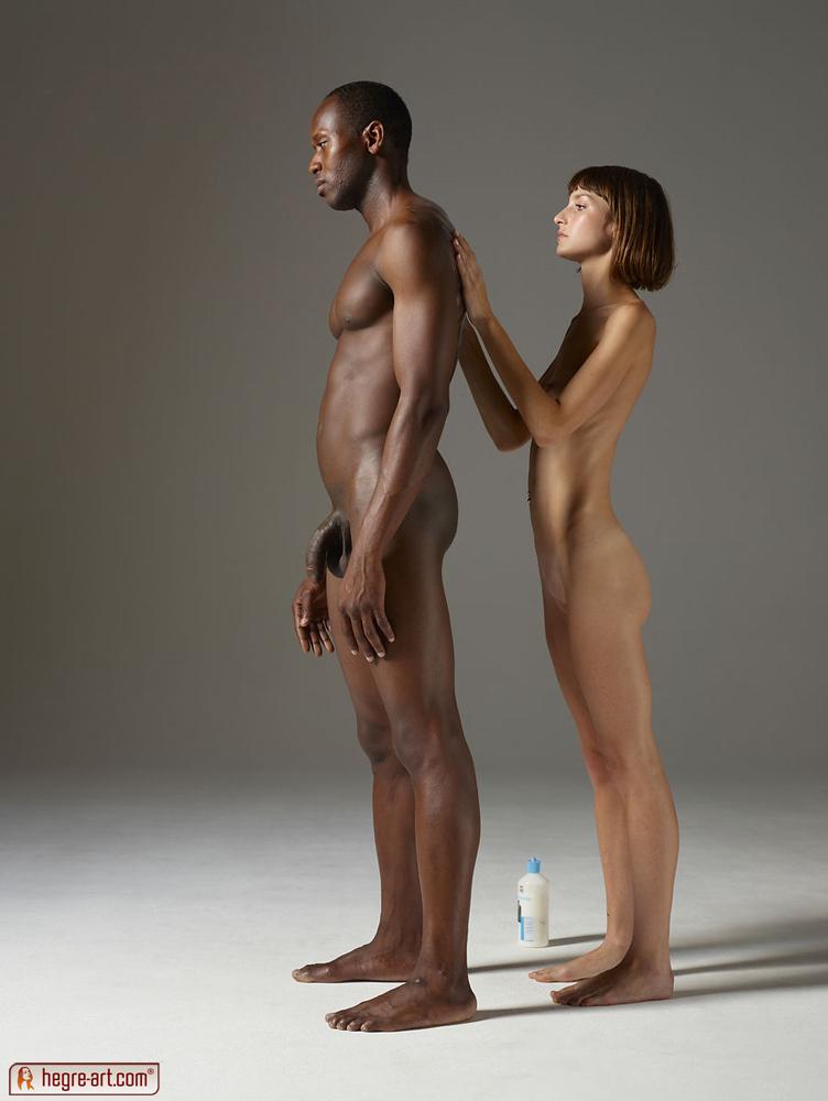 black guy massage -