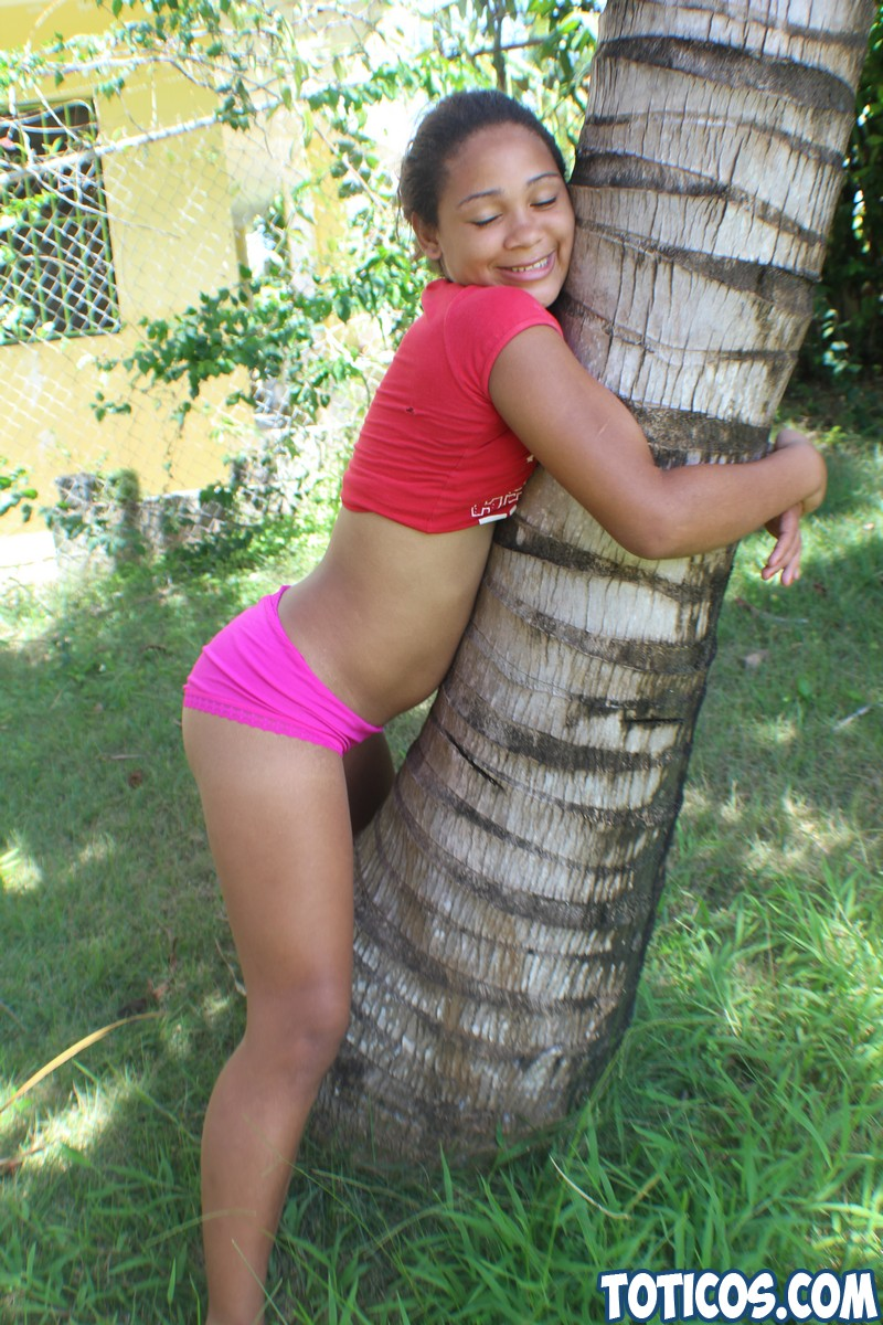 Squirt young nude dominican fuck